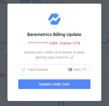 baremetrics paywall