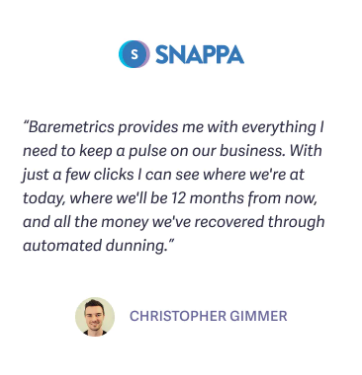snappa recover quote