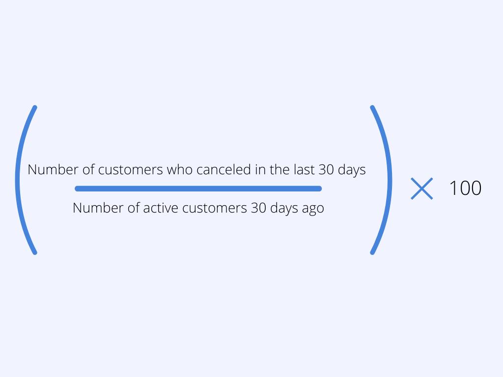 monthly customer churn retention